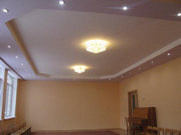 Монтаж гипсокартонного потолка: http://sm-piter.ru/vnutryanka/gipsokarton/montazh-gipsokartonnogo-potolka
